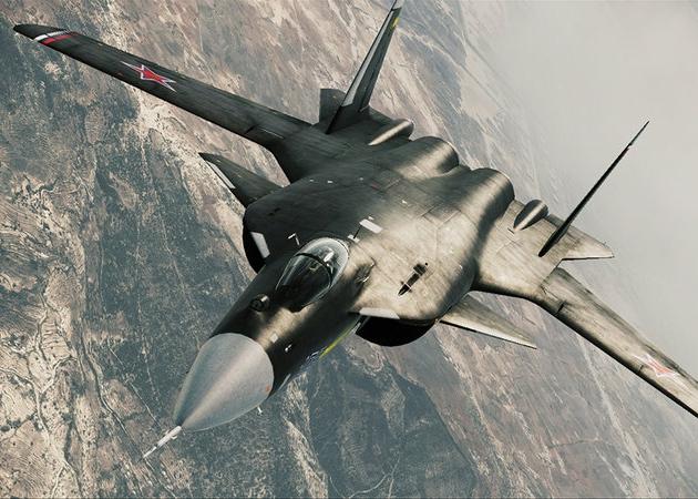 Najnowocześniejsze samoloty wojskowe świata: niesamowite myśliwce 5. generacji