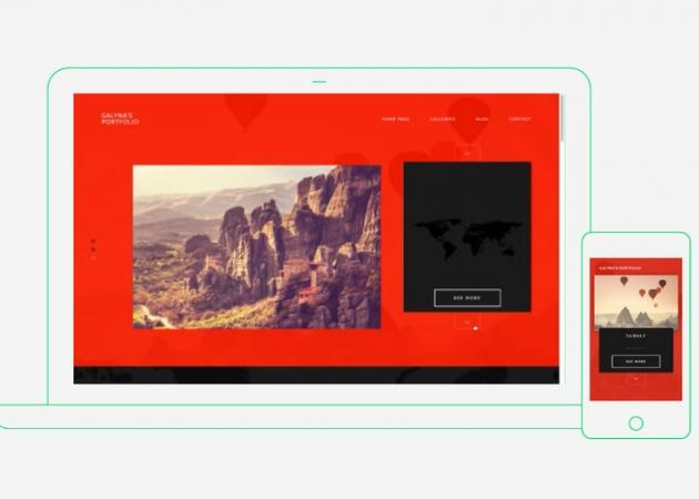 Photler to kreator stron internetowych i galerii dla fotografów podróżniczych