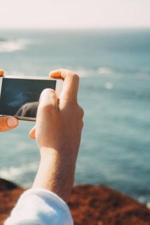500px pozwala na fotografowanie iPhonem w RAW-ach