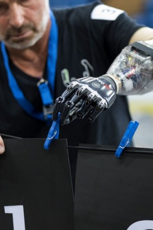 Cybathlon 2016: odbyły się pierwsze zawody... cyborgów?