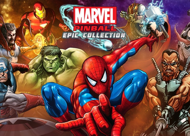 Kulką w Spider-Mana! Recenzja Marvel Pinball Epic Collection Vol. 1